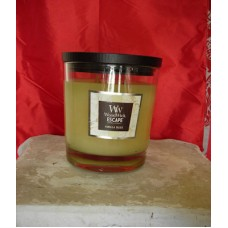 Wood Wick Vanilla Bliss - Double Wick